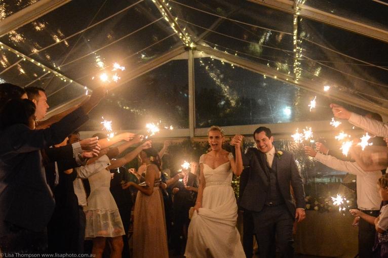Rebecca & Christian's Garden Wedding