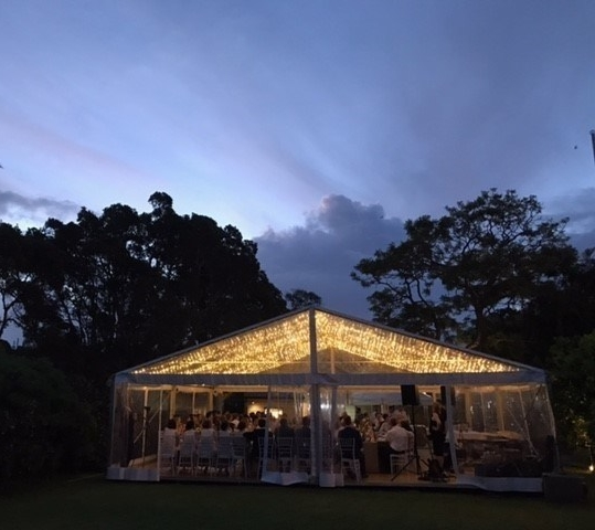 Marquee Events. Photo: The Residences in Centennial Park