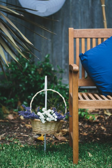 DIY the simple things you love to do. Photo: David James Photography.